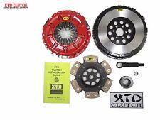 XTD STAGE 3 CLUTCH & 14.5LBS RACE FLYWHEEL KIT 98-00 PASSAT 1.8T 97-00 A4 1.8T