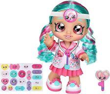 4 Kindi Kids 10 Inch Baby Doll PEPPA-MINT JESSIECAKE MARSHA-MELLOW DONUTINA