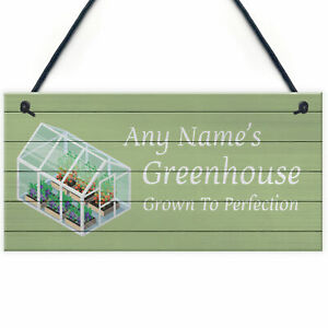 Personalised Garden Signs For Sale Ebay