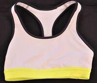 women's Champion white sports bra size X Small raxor back brand new