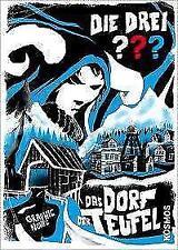 Die drei ??? Das Dorf der Teufel von John Beckmann und Ivar Leon Menger (2017, Klappenbroschur)