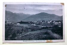 SANZENO (Val di Non) - Panorama (m.675) [picc. b/n viagg.]
