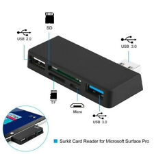 5 in 1 USB 3.0 to Micro TF/SD card HUB Adapter/Card Reader OTG for Surface Pro