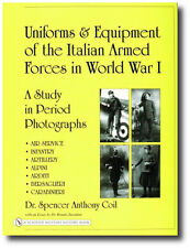 Uniforms and Equipment of the Italian Armed Forces in WWI: A Study in Period...