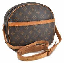 Authentic Louis Vuitton Monogram Senlis Schulter Umhängetasche m51222 LV c4621