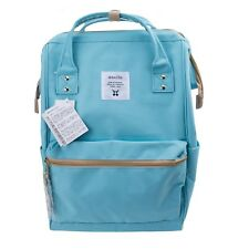 Baby Blue Anello Japan Unisex Fashion Backpack Rucksack Diaper Travel Bag