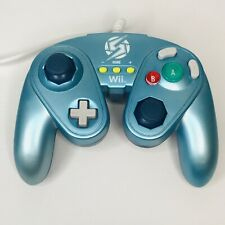 Samus Metroid Nintendo Wii /Wii U Controller Official Fight Pad Super Smash Bros