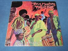 The Last Poets - This Is Madness / Douglas Records UK 1971 Gatefold LP Soul Jazz