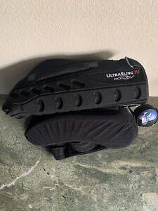 New! DonJoy Ultrasling IV Black Adjustable Universal Shoulder Sling Size Large