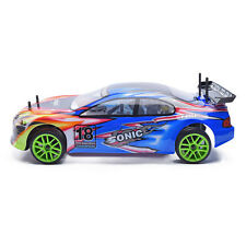 HSP 1/10 Scale Rc Car Racing Nitro Gas Power 4wd Drift Car On Road Vehicles RTR