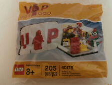 Lego #40178 VIP Sealed in Bag 205 Pieces