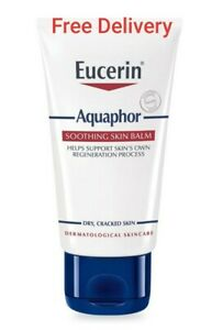 Eucerin Aquaphor Soothing Skin Balm for Dry, Cracked skin 45ml New & Free Del