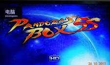 Pandora's Box 5S 999 In 1 Arcade Console Video Fighting Games PCB Board LCD CRT