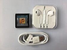 Apple ipod nano 6th generation (8gb) graphite Mint