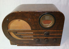 Antique Philco Vintage Tube Radio Model 38-10