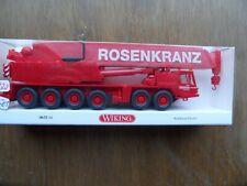 "#055401 /""Rosenkranz/"" 1:87 MAN Wiking Flachpritschensattelzug"