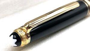 NIB MontBlanc Clasique Ballpoint Pen 75 Anniversary Special Edition 164