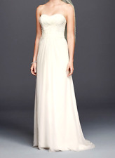 Beautiful Brand New  Wedding Dress from David's Bridal