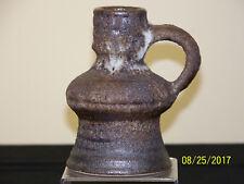 Jopeko Keramik Studio Fat Lava w/Craters Mid Century Art Pottery Vase