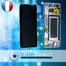 Ecran complet pour Samsung Galaxy S8 G950F violet vitre tactile+LCD sur chassis
