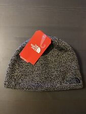 NWT The North Face Jim Beanie Winter Fleece Hat Cap Dune Beige Heather OSFA