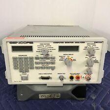 SENSORE CM2125 COMPUTER MONITOR ANALYZER
