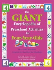 The GIANT Encyclopedia of Preschool Activities For 4-Year Olds, , Good Book