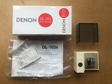 NEW Denon DL 103R Moving Coil Cartridge