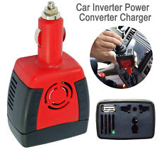 Convertisseur 300W DC 12V à AC 220V pur sinus Onduleur Inverter Voiture Power