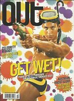 Out Gay Magazine Annual Swimsuit Issue Jorg Haider Franz Ferdinand Ana Ortiz