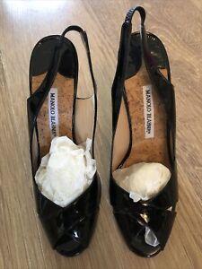 Manolo Blahnik Size 39 Heels