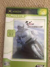MotoGP: Ultimate Racing Technology (Microsoft Xbox, 2002) - European Version