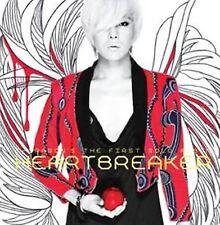 K-POP G-DRAGON 1st Album [Heartbreaker] Repackage CD Sealed