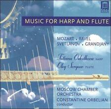 Music for Harp and Flute CD NEW
