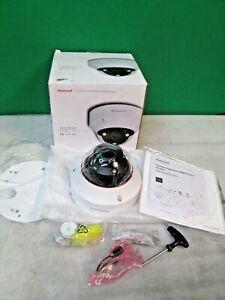 Honeywell H4L6GR2 6mp IR Rugged Dome Security Camera, Low Light