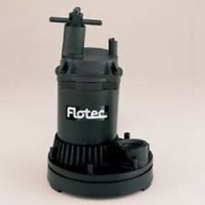 NEW FLOTEC FPOS1250X-08 SUBMERSIBLE 1/6 HP UTILITY PUMP 6732861 SALE