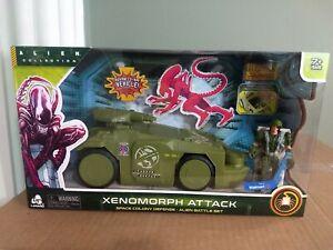 Alien Collection Xenomorph Attack Advanced APC Vehicle Walmart Exclusive