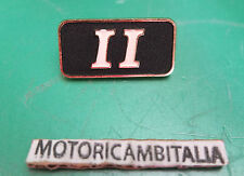 MOTO GUZZI 14922055 V35 V65 LE MANS II STEMMA EMBLEMA stemmino EMBLEM BADGE