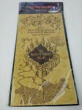 "Harry Potter The Marauder's Map Authentic Prop Replica 15.5"" x 72"" Hogwarts"