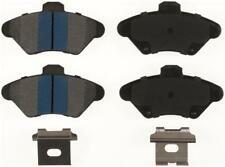 Disc Brake Pad Set-TitaniuMetallic II Disc Brake Pad Front Bendix MKD600