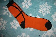 Joe Boxer Comfortable Soft Orange Basketball Socks ~ Men's Shoe Size 10-13
