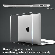 "Clear Crystal Full Body Hard Cover Case For Macbook Pro 13.3"" A1278(With CD-ROM)"