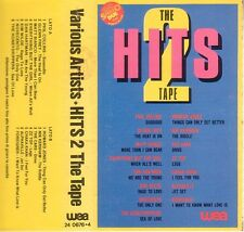 MC Various Artists - HITS 2 The Tape - Wea