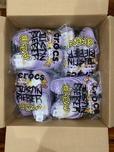 Crocs x Justin Bieber Drew House - Lavender - Size 6 & 14 Mens