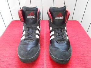 US 6,5 Adidas absolute wrestling shoes NO canvas super slay john w smith havoc