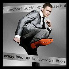 MICHAEL / MICHEAL BUBLE BUBBLE - Crazy Love 2 CD DOUBLE NEW