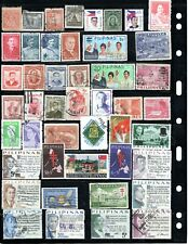 PHILIPPINES STAMPS (SERIES 0032)