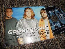 TWISTER OST BSO THE GOO GOO DOLLS LONG WAY DOWN CD SINGLE 1995 PROMO SPAIN