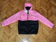 Juventus Soccer Reversible Top Italy Coat Nike Juve Football Jacket NEW