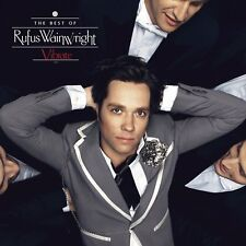 RUFUS WAINWRIGHT: VIBRATE THE BEST OF CD (GREATEST HITS) NEW